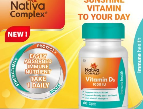 The POWER of a daily dose of 'D' sunshine vitamin